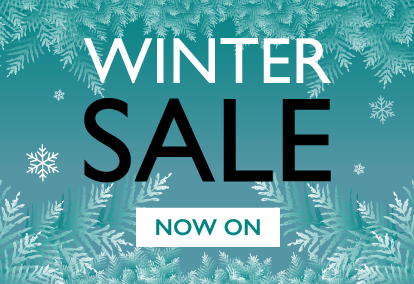 Our wondrous Winter Sale is now on!