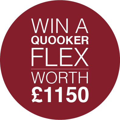 Win A Quooker Flex Tap Worth £1150, With Free Installation!