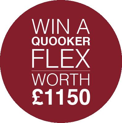 Win A Quooker Flex