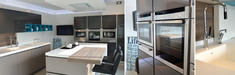 Contemporary Kitchen Colne
