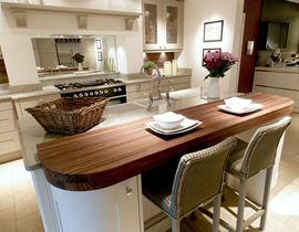 Natural Wood Worktop