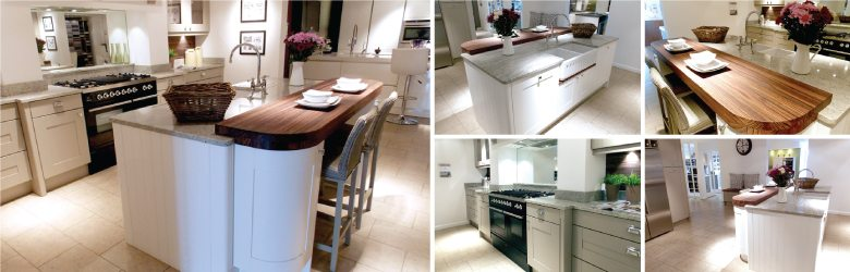 Manchester ex-display kitchen