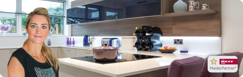 Maxine Hutchinson - Designer Kitchen