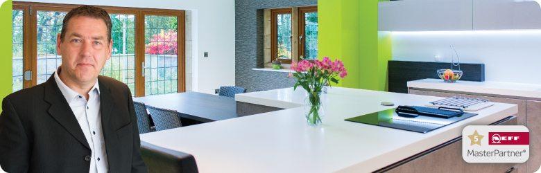 Simon Thomas - Modern Kitchen