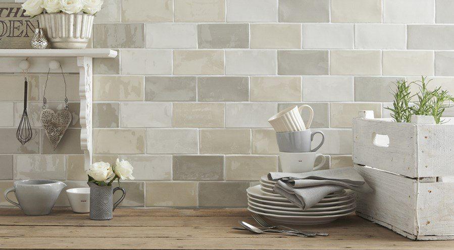 Tiled Splashback