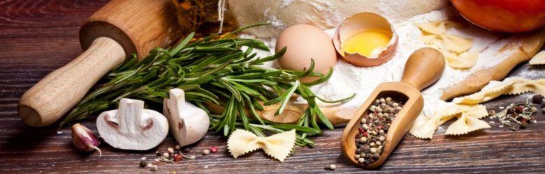 Seasonal food feature