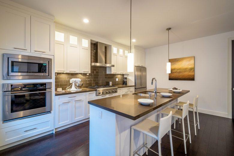 the modern 21st century kitchen
