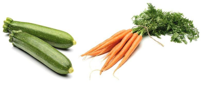 vegetables: June