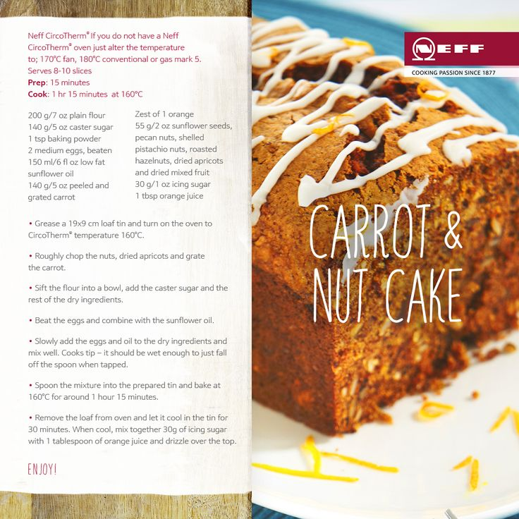 Carrot-and-nut-cake