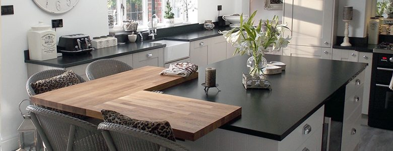 Colours to warm up your kitchen this winter wood