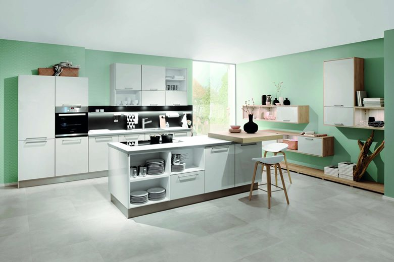 Cristall Taupe kitchen
