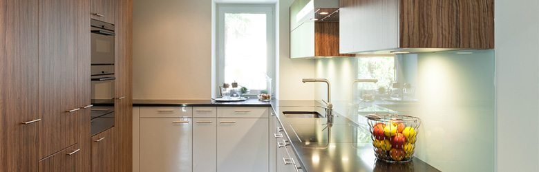 How to design a U shaped kitchen