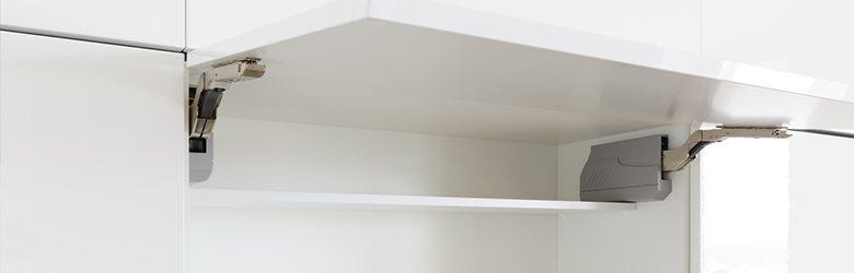 kitchen cupboard divider