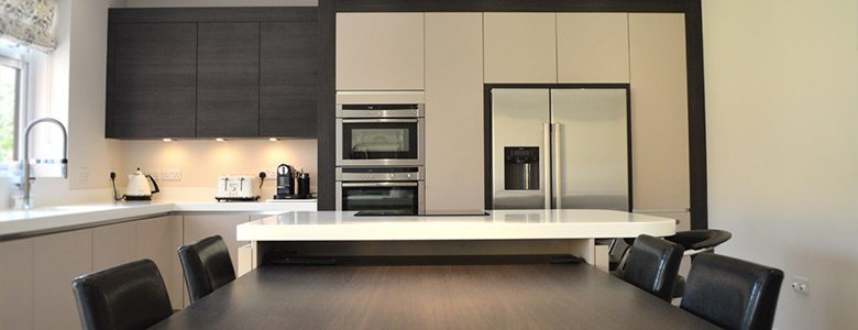 new build kitchen designs. A new German kitchen diner Kitchen Styles For New Build Homes  Design Centre