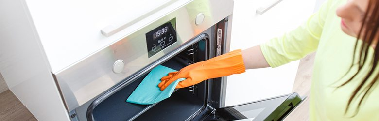 clean kitchen appliances