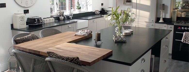 neutral kitchen colour