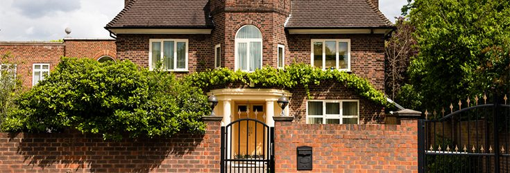 Modern day victorian homes