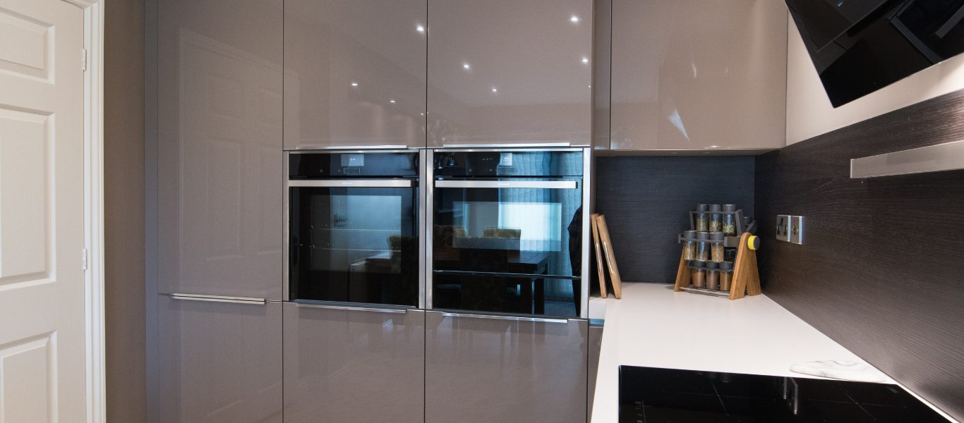 A Stunning Result For A Newly Designed Kitchen For Customers In Huncoat