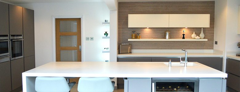 Kitchen Design Which Colours Bring Out The Best In A Modern Kitchen