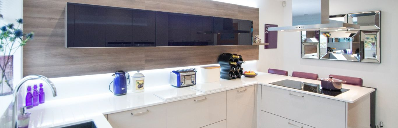 8 ways to add colour to your kitchen feature image