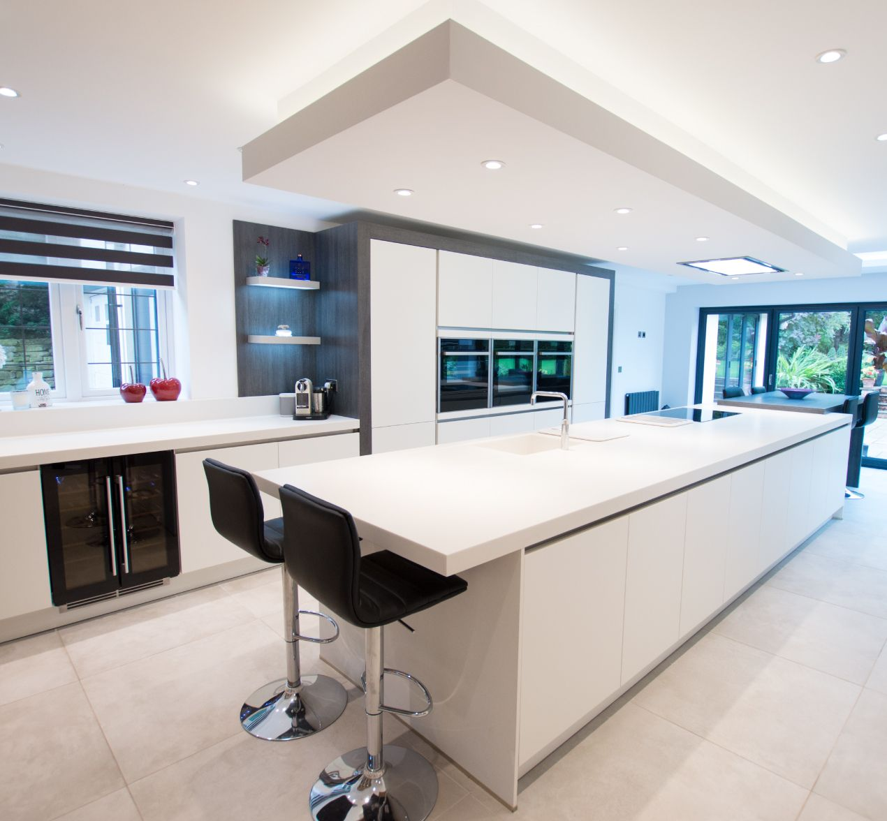 The Contemporary Family Kitchen