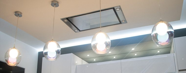 Lighting for the kitchen