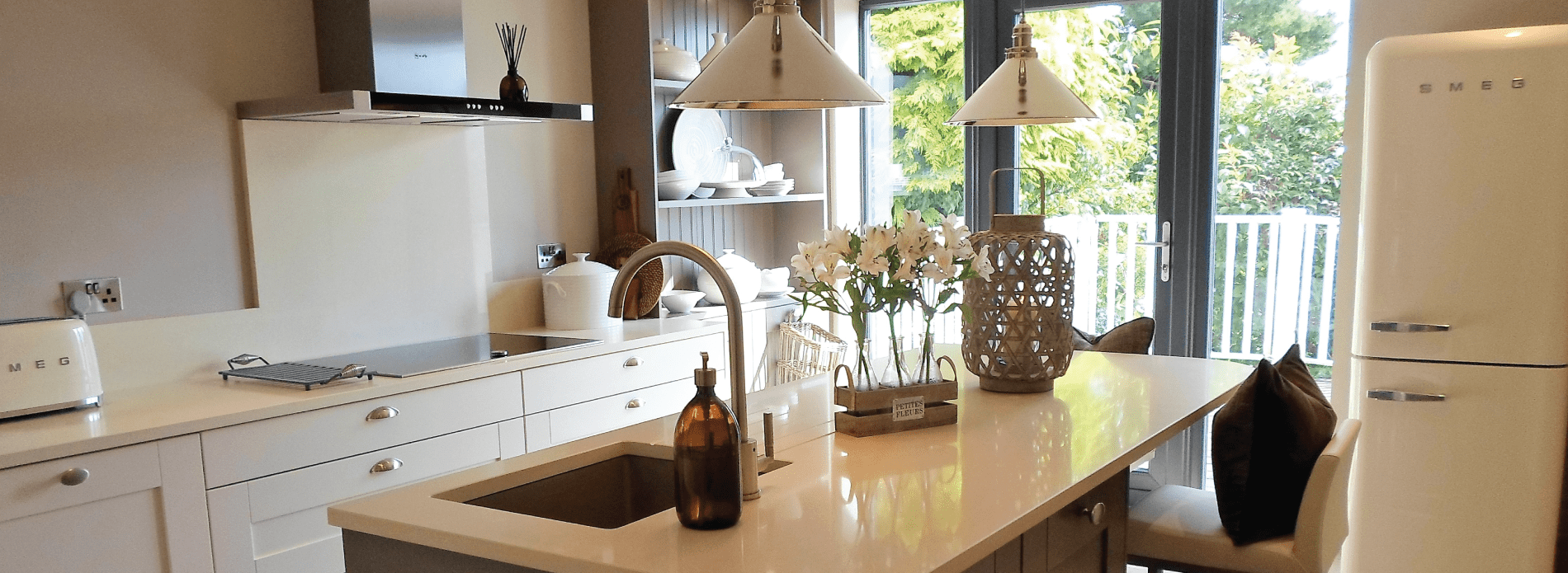 A Perfectly Crafted Kitchen Breathes New Life Into A Home
