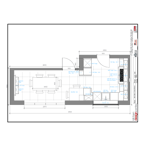 The Minimalist Kitchen - Kitchen Pam