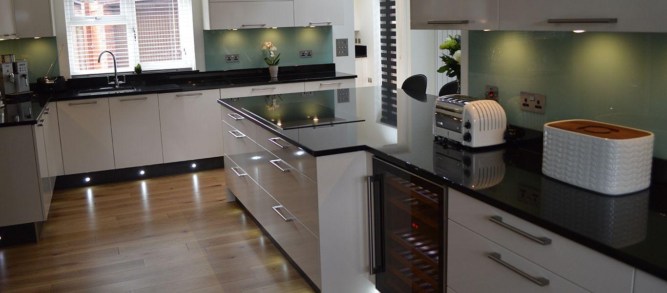 A high tech high spec kitchen Kitchen Design Centre