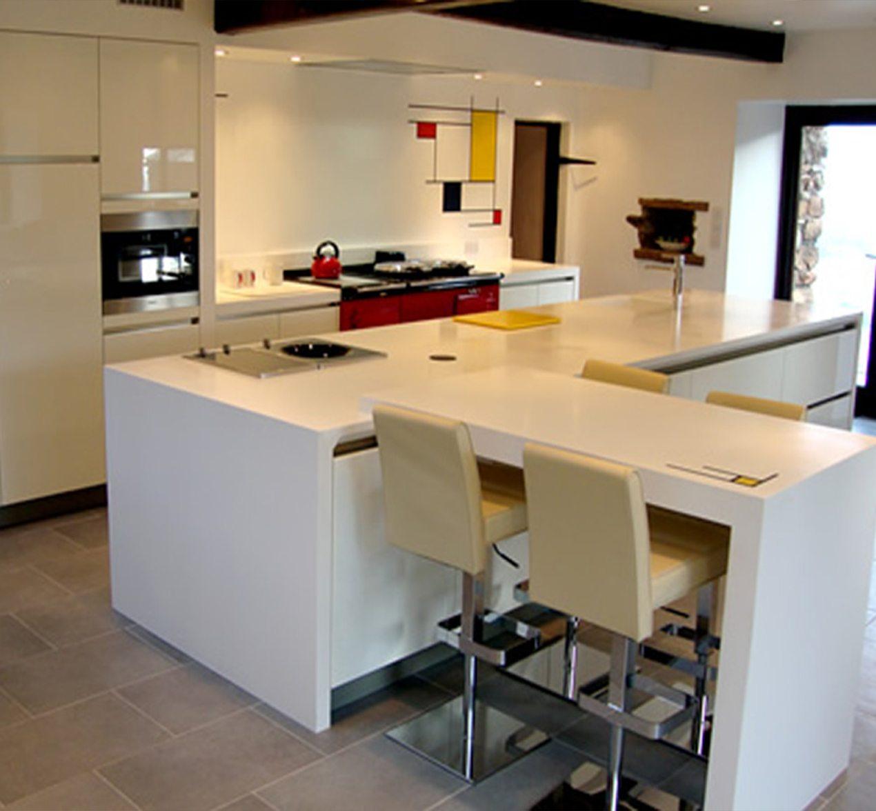 Unique kitchen furniture Filing Cabinet Unique Kitchen Project In The Lake District Reinvents The Famous Style Of Dutch Artist Piet Mondrian Kitchen Design Centre Unique Lake District Kitchen Design Kitchen Design Centre