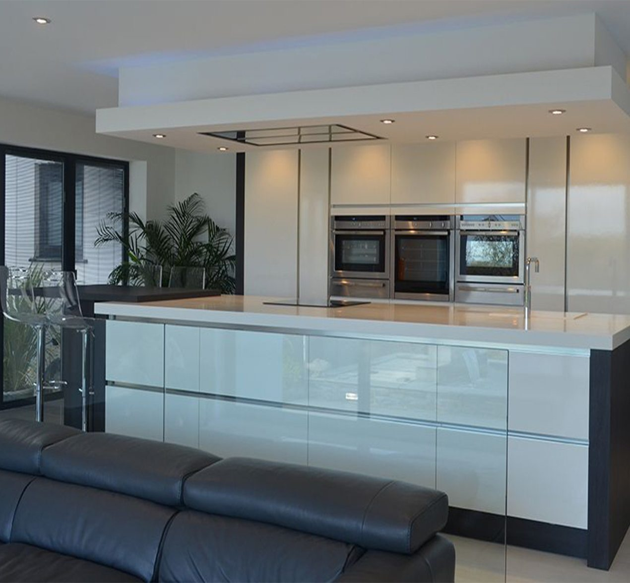 Small Designer Kitchen Ideas - Customer Kitchens - Kitchen Design Centre