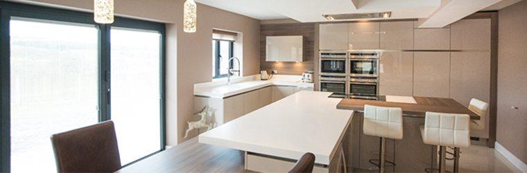 A perfectly balanced kitchen