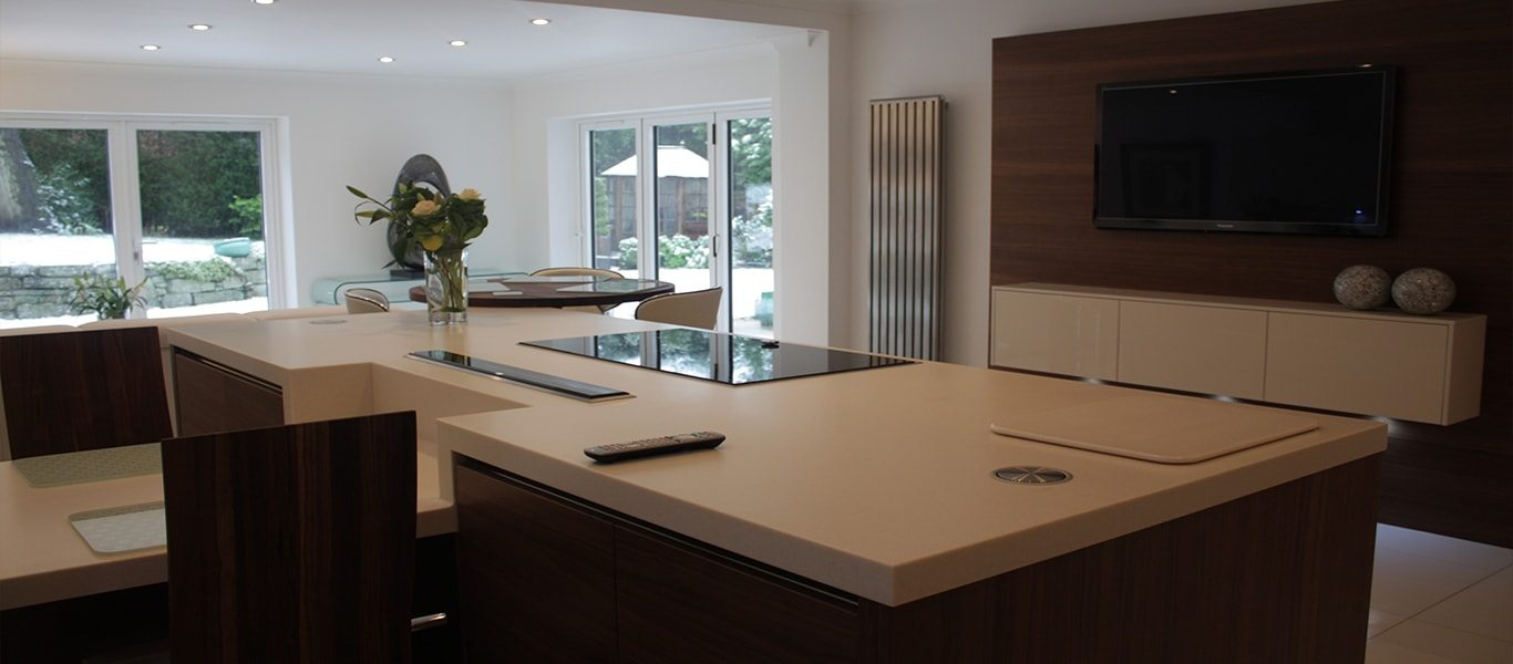 Big Bright And Beautiful Kitchen Design In Bowdon
