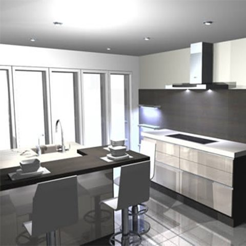 Big ideas for a smaller kitchen