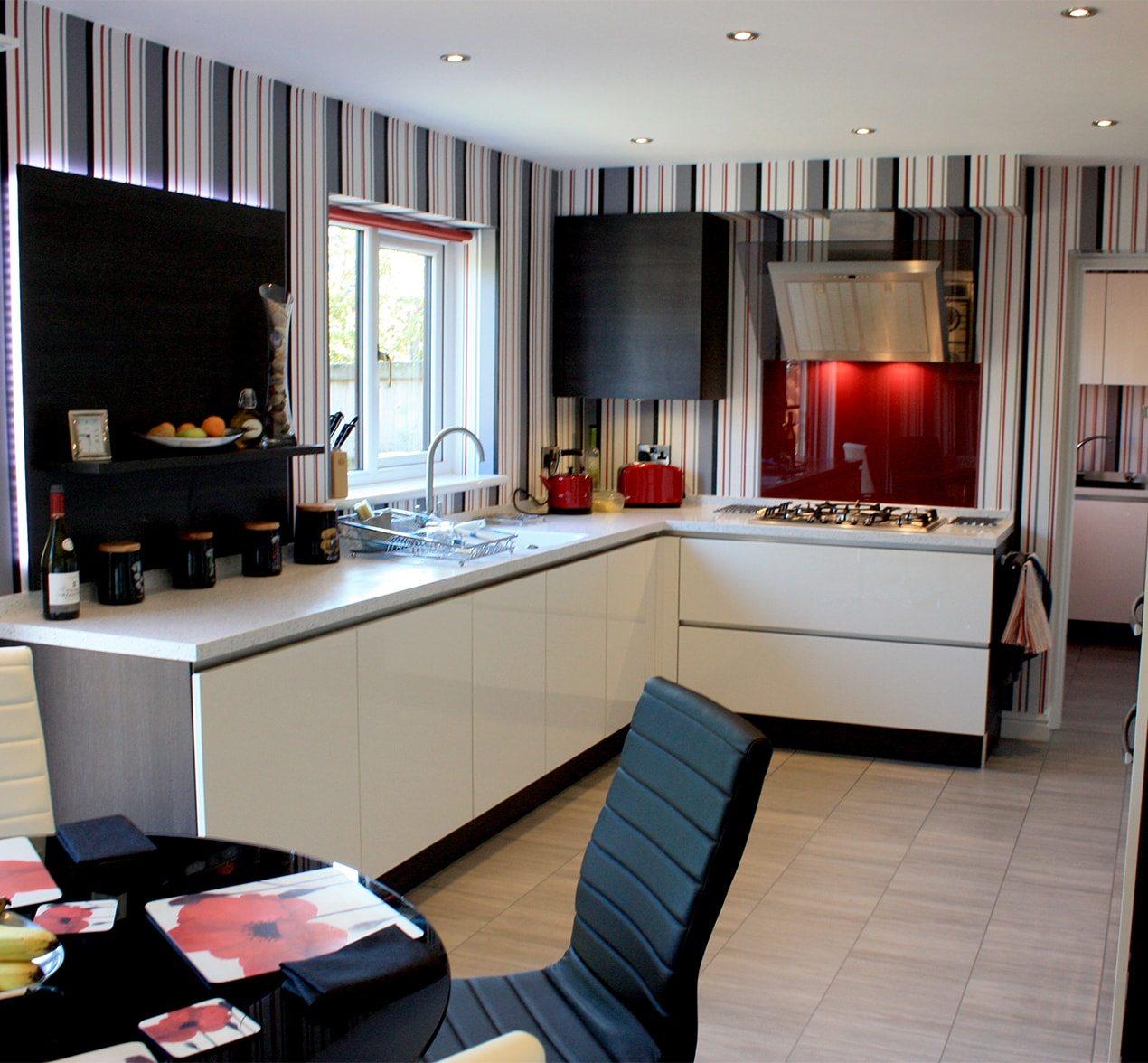 Efficient Designer Kitchen Transformation Kitchen Design Centre