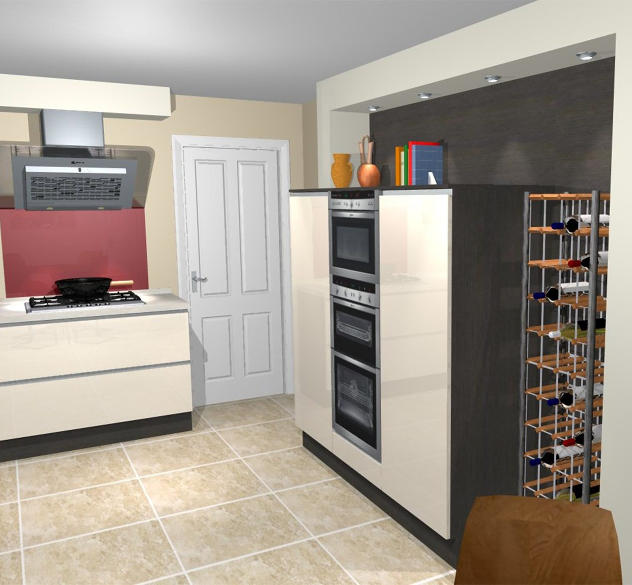 Efficient designer kitchen transformation Kitchen design centre stanway