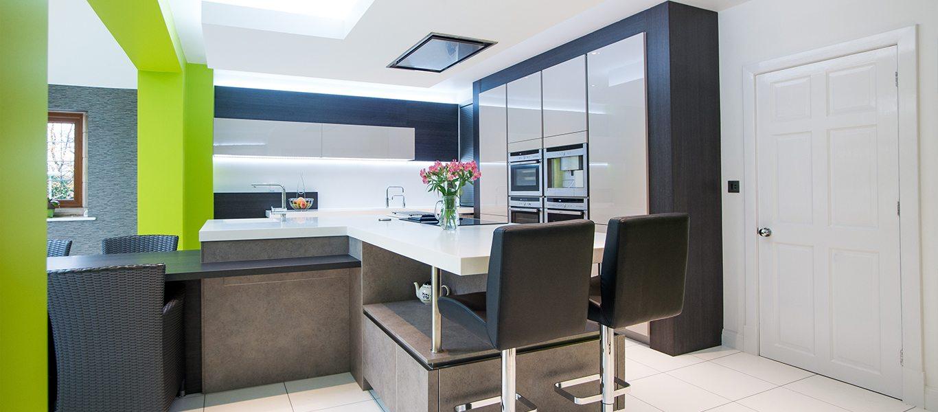 Modern Luxury Kitchen Design Centre