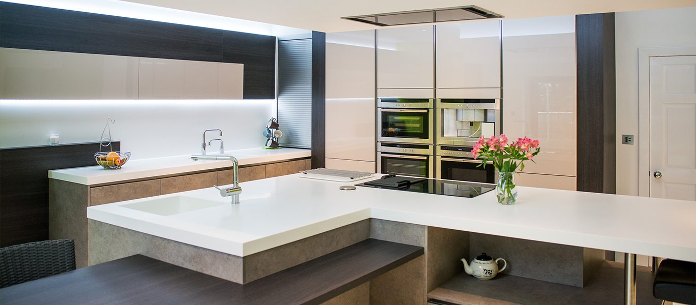 Modern Luxury Kitchen Design Centre