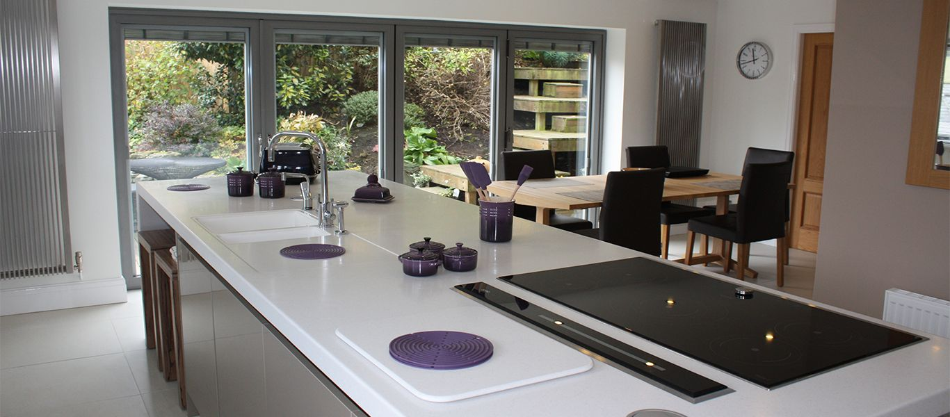 Space saving cutting-edge design in Saddleworth