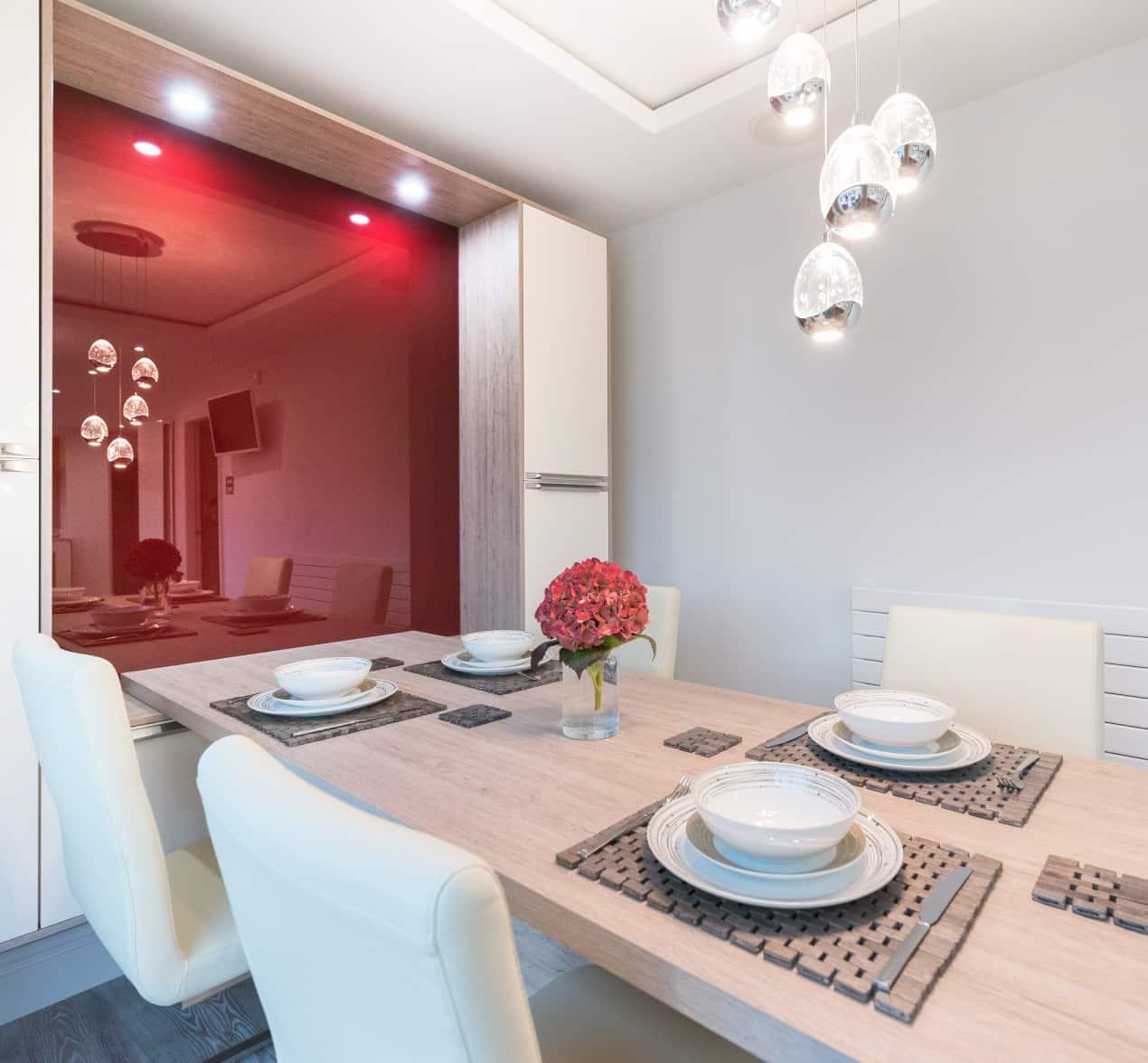 Kitchen Design Centre Wirral: Modern German Designer Open Plan Kitchen Barrowford