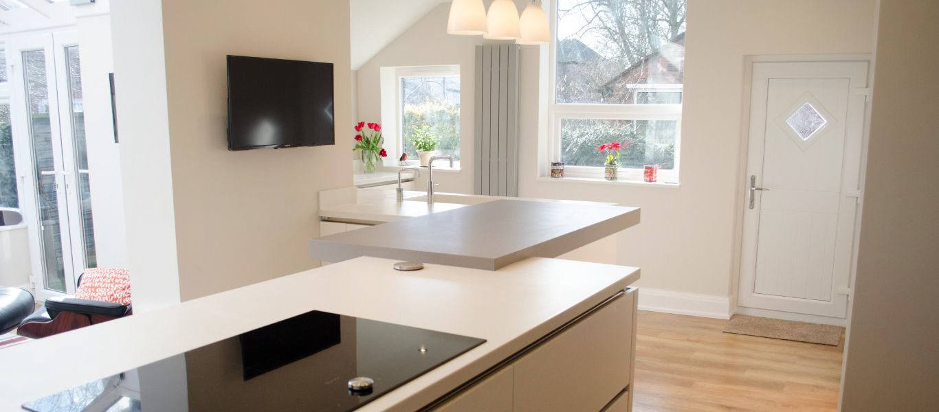 Perk Up Small Galley Kitchen