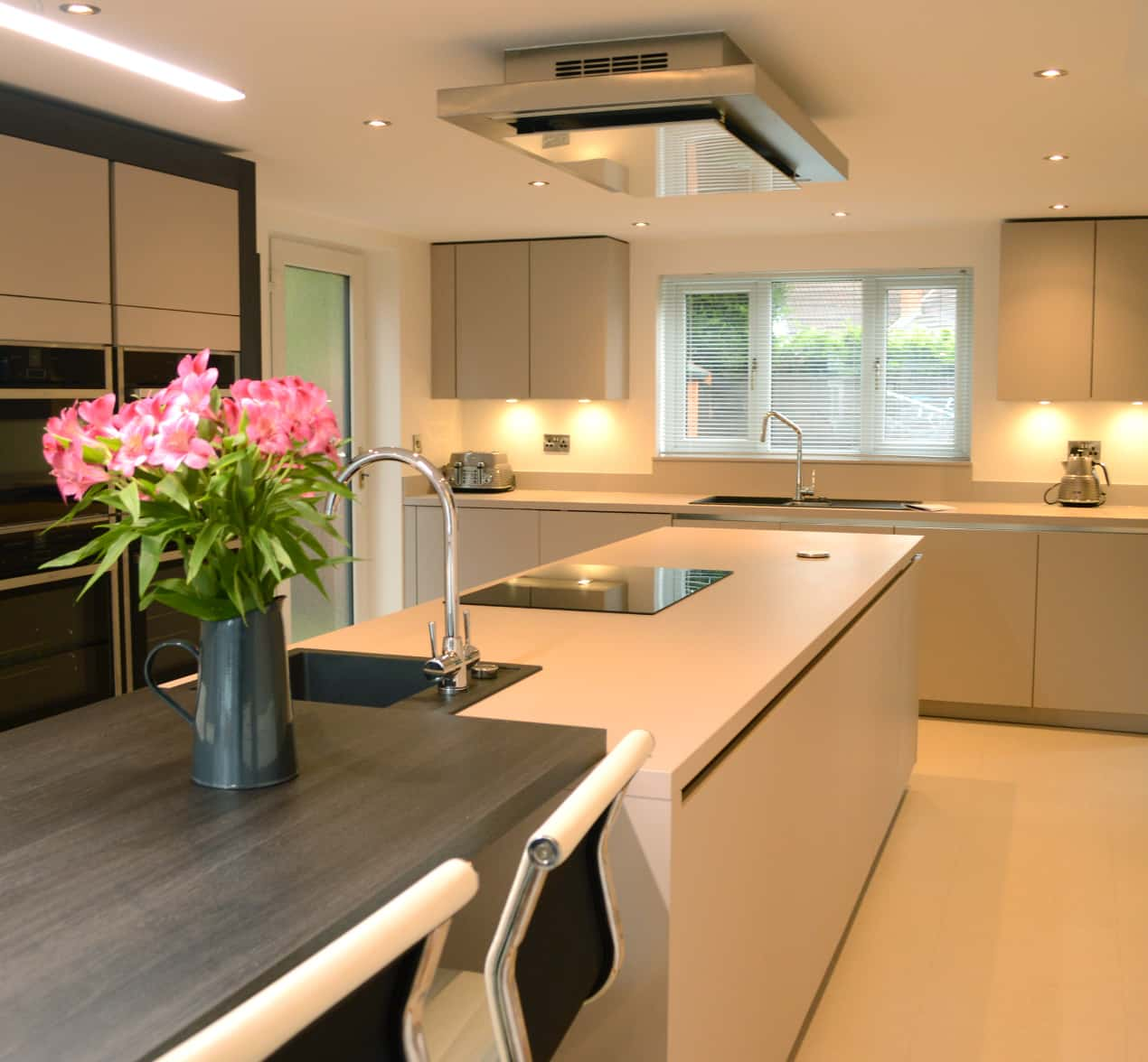 The Cashmere Touch For A Customer Kitchen In Wilmslow
