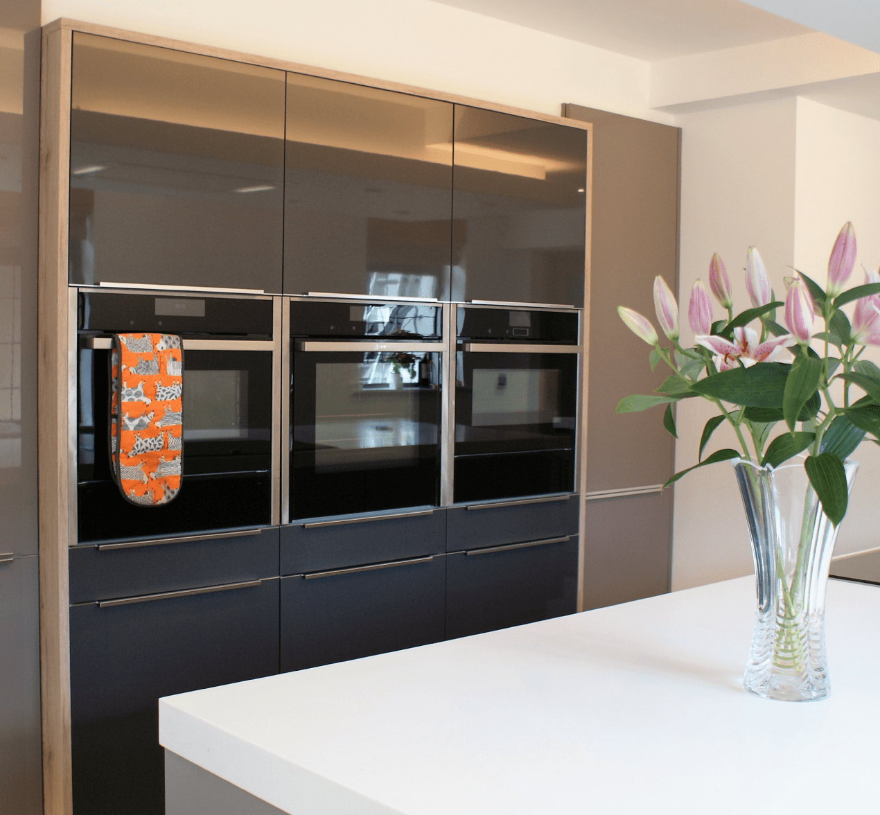 Ultimate designer kitchen in colne case study kitchen for Ultimate kitchen design