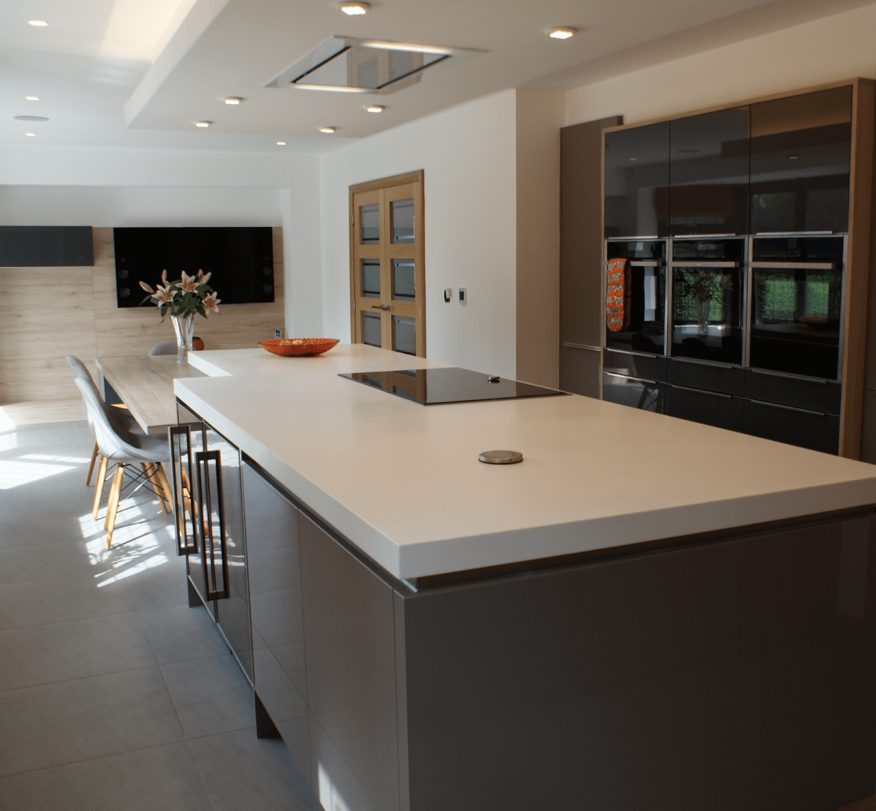 Customer kitchens kitchen design centre Ultimate kitchen designs