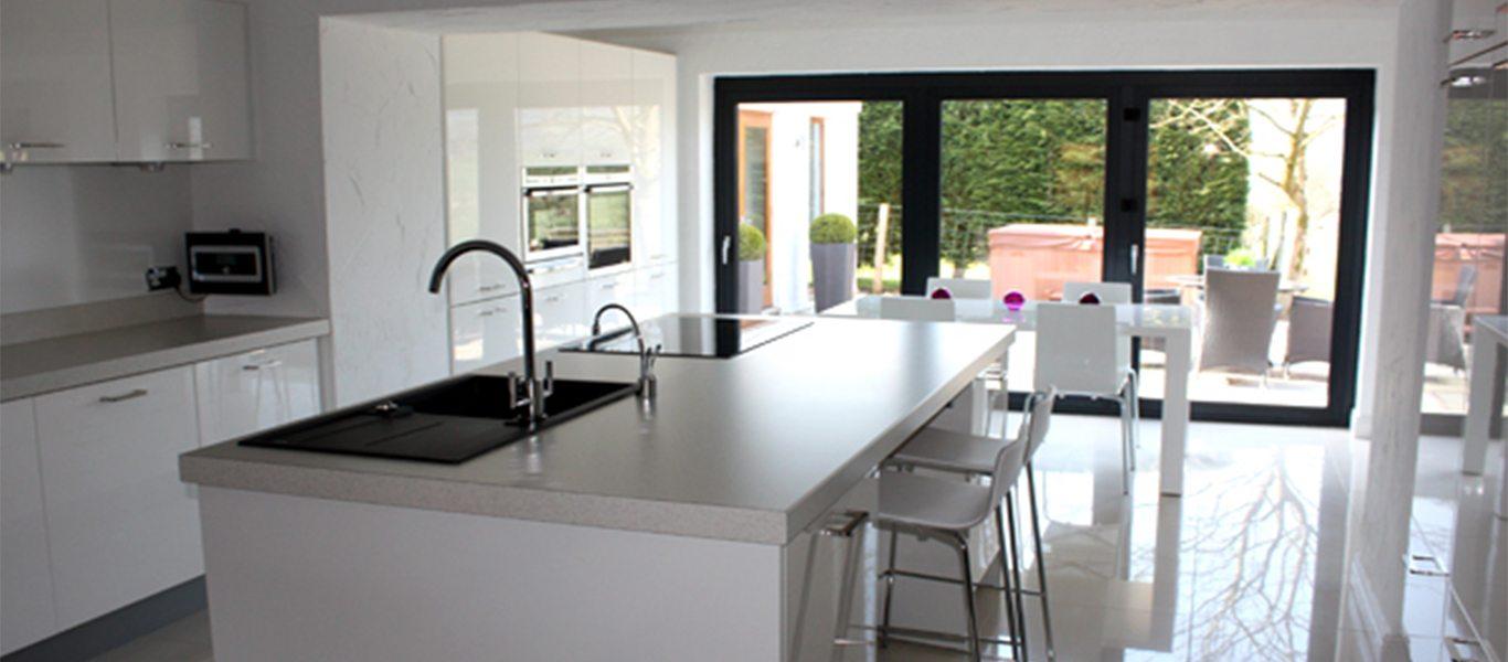 Cottage Renovation In Great Harwood Kitchen Design Centre