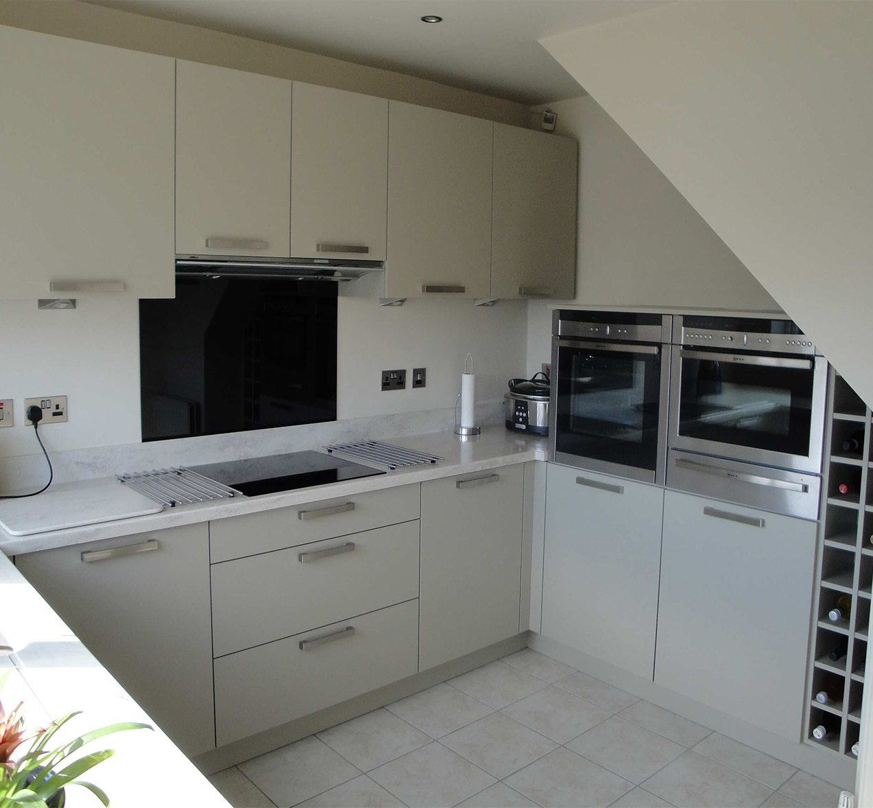 Creative Kitchen Re-design In Oldham