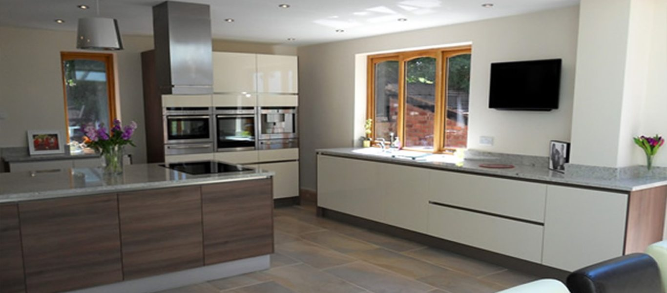 Family Helps To Design Their Own Kitchen Kitchen Design Centre