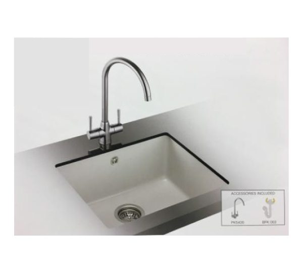 Blanco Ceramic Sink