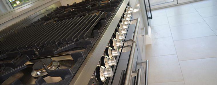 Traditional kitchen appliances