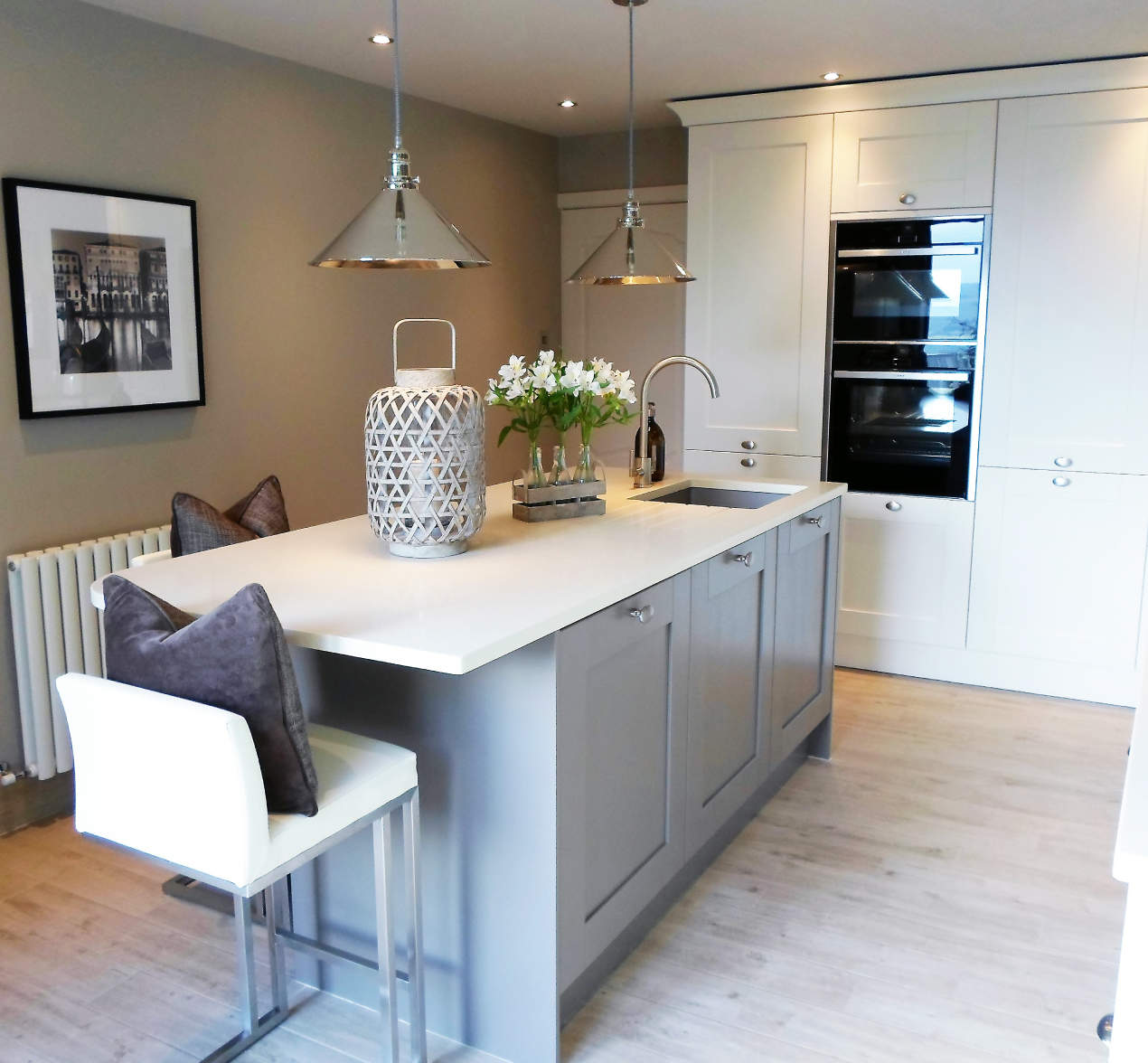 A Perfectly Crafted Kitchen Breathes New Life Into A Home In Barnoldswick